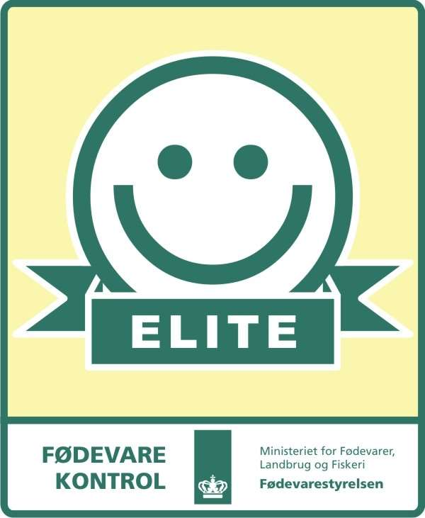 Vi har Elite Smiley :o)
